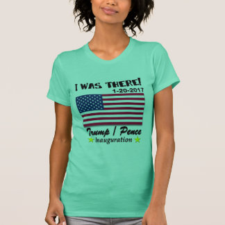 Trumpf-Pennys 2017 war ich dort Shirts