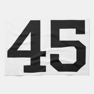 Trumpf-Pennys 45 Geschirrtuch