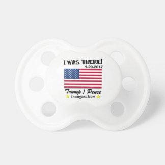 Trumpf-Pennys-Einweihung 2017 war ich dort Schnuller