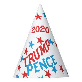Trumpf-Pennys-Party 2020 liefert Wahl-Gang Partyhütchen