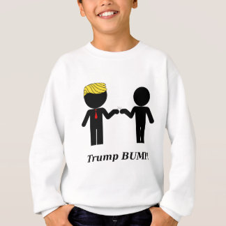 Trumpf-Stoß! Sweatshirt