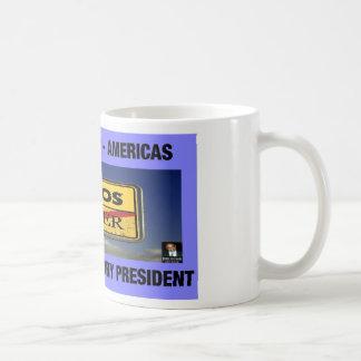 Trumpf-Verschwörung Kaffeetasse