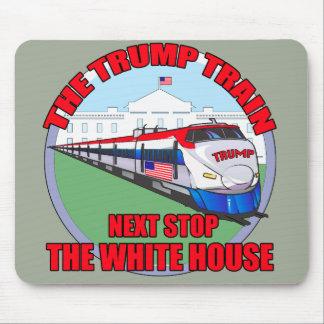 Trumpf-Zug Mousepad