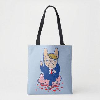 Trumping das Schwein Tasche