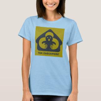 TSA Kontrollpunkt T-Shirt