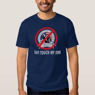TSA kundengerechtes Shirt