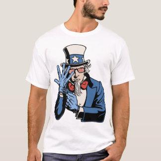 TSA-, Uncle Sam T-Shirt