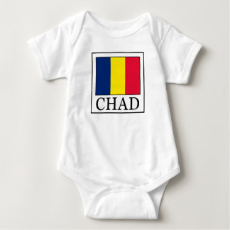 Tschad Baby Strampler