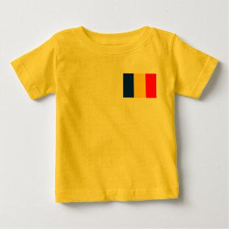 Tschad-Flagge Baby T-shirt