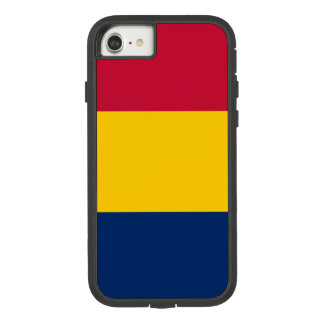 Tschad-Flagge Case-Mate Tough Extreme iPhone 8/7 Hülle