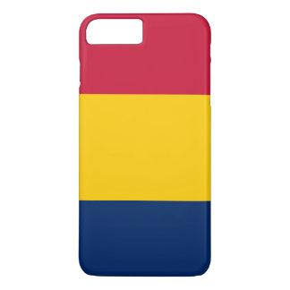 Tschad-Flagge iPhone 8 Plus/7 Plus Hülle