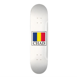 Tschad Individuelle Skateboarddecks