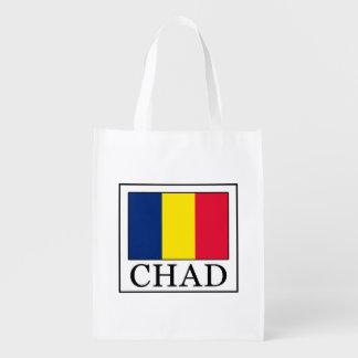 Tschad Wiederverwendbare Einkaufstasche