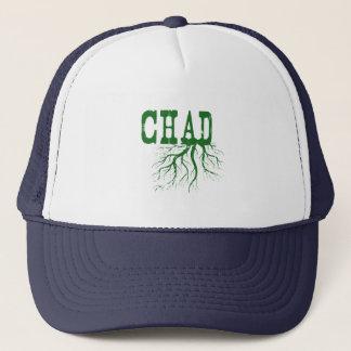 Tschad-Wurzeln Truckerkappe