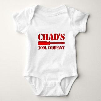 Tschads Tool Company Baby Strampler