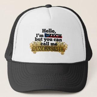 Tscheche, aber rufen mich fantastisch an truckerkappe