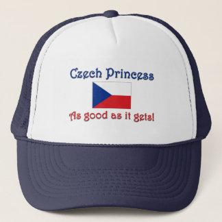 Tschechische Prinzessin - gut wie Truckerkappe