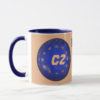 Tschechische Republik E.U. Mug Tasse
