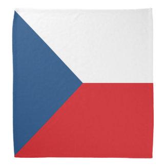 Tschechische Republik-Flagge Halstücher