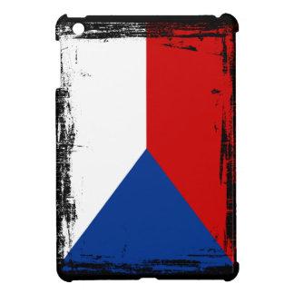 Tschechische Republik-Flagge iPad Mini Hülle