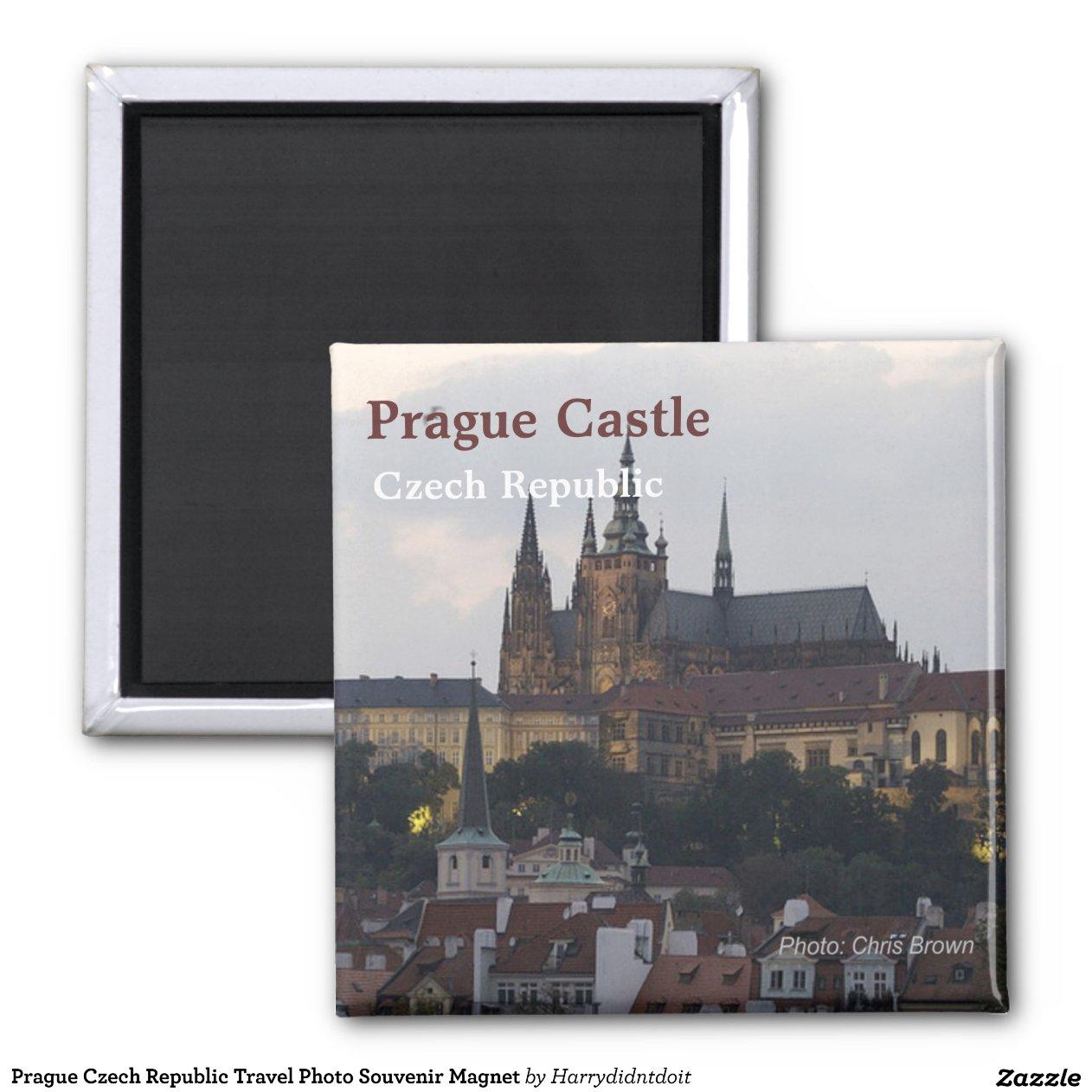 tschechische republik reise foto andenken magnet. Black Bedroom Furniture Sets. Home Design Ideas