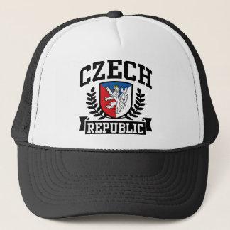 Tschechische Republik Truckerkappe