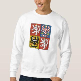 Tschechische Republik-Wappen Sweatshirt