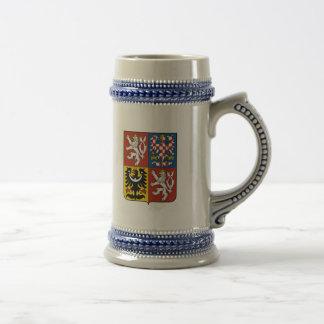 Tschechisches Wappen Tasse