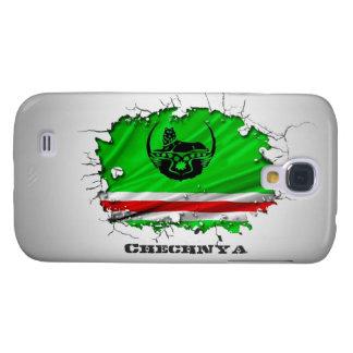 Tschetschenische Flagge Galaxy S4 Hülle