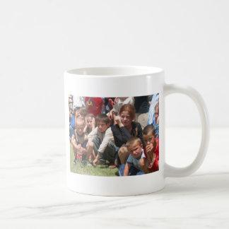 Tschetschenische Kinder Kaffeetasse