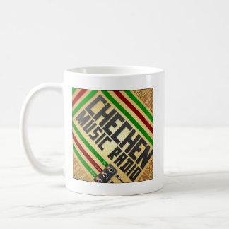 Tschetschenische Musik-Radio-Tasse