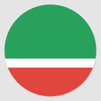 Tschetschenische Republik Aufkleber