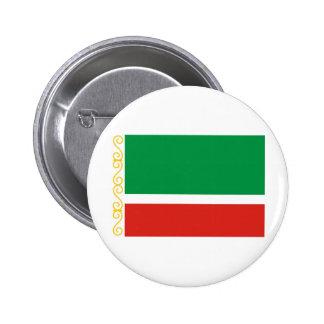 Tschetschenische Republik Anstecknadel