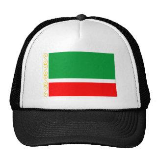 Tschetschenische Republik-Flagge Retrokappe