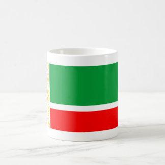 Tschetschenische Republik-Flagge Tasse
