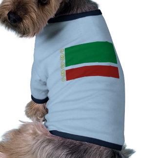 Tschetschenische Republik Hundetshirt