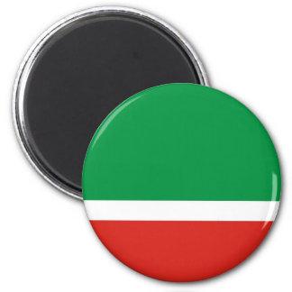 Tschetschenische Republik Runder Magnet 5,7 Cm