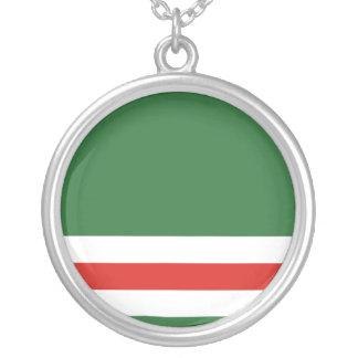 Tschetschenische Republik von Ichkeria, Kolumbien Personalisierte Halskette