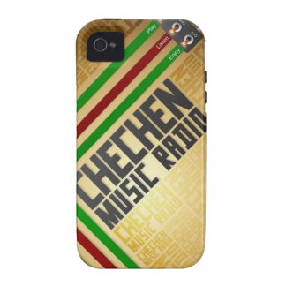 Tschetschenischer Musik-Radio iphone 4 Fall Vibe iPhone 4 Case
