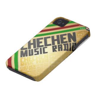 Tschetschenischer Musik-Radio iphone 4 Fall iPhone 4 Case-Mate Hülle