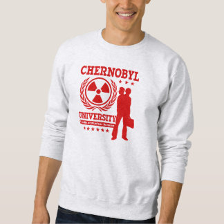 Tschornobyl-Hochschulnuklearer Sweatshirt