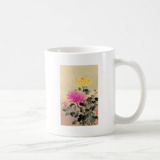 Tsuchiya Koitsu 土屋光逸 - Chrysantheme 菊 Kaffeetasse