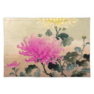 Tsuchiya Koitsu 土屋光逸 - Chrysantheme 菊 Tischset