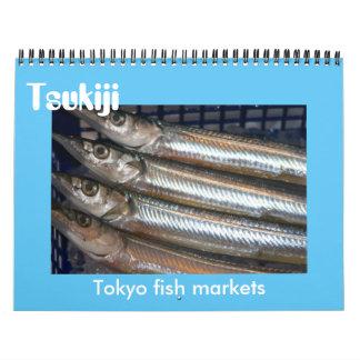 tsukiji 2018 kalender