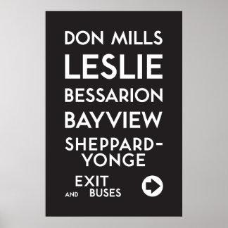 TTC - Sheppard Don mahlt Plakat