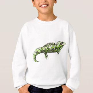 Tuatara Grün Sweatshirt