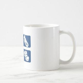 Tuba ist meine Therapie Kaffeetasse