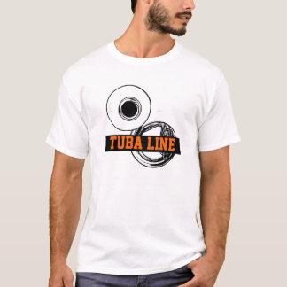 Tuba-Linie T - Shirt