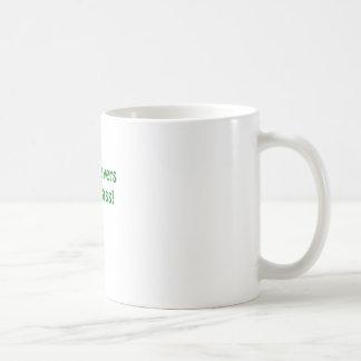 Tuba-Spieler-Tritt-Messing Kaffeetasse