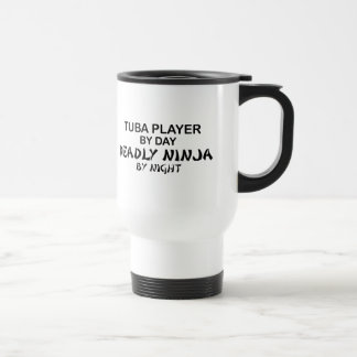 Tuba tödliches Ninja bis zum Nacht Reisebecher